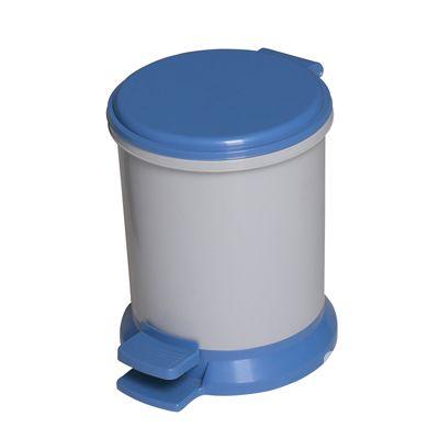 8l小号脚踏式垃圾桶